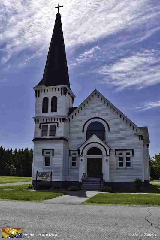 St. William's Church Baines Corner