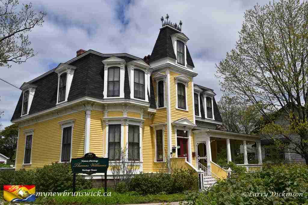 Thomas Williams House - Moncton