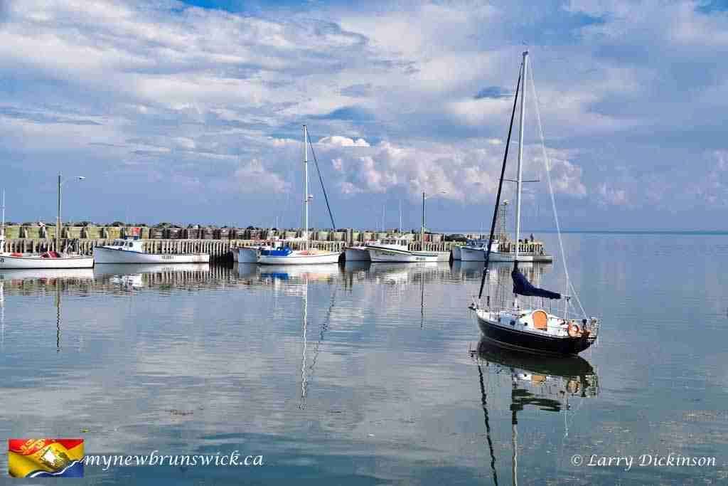 Petit-Rocher Wharf