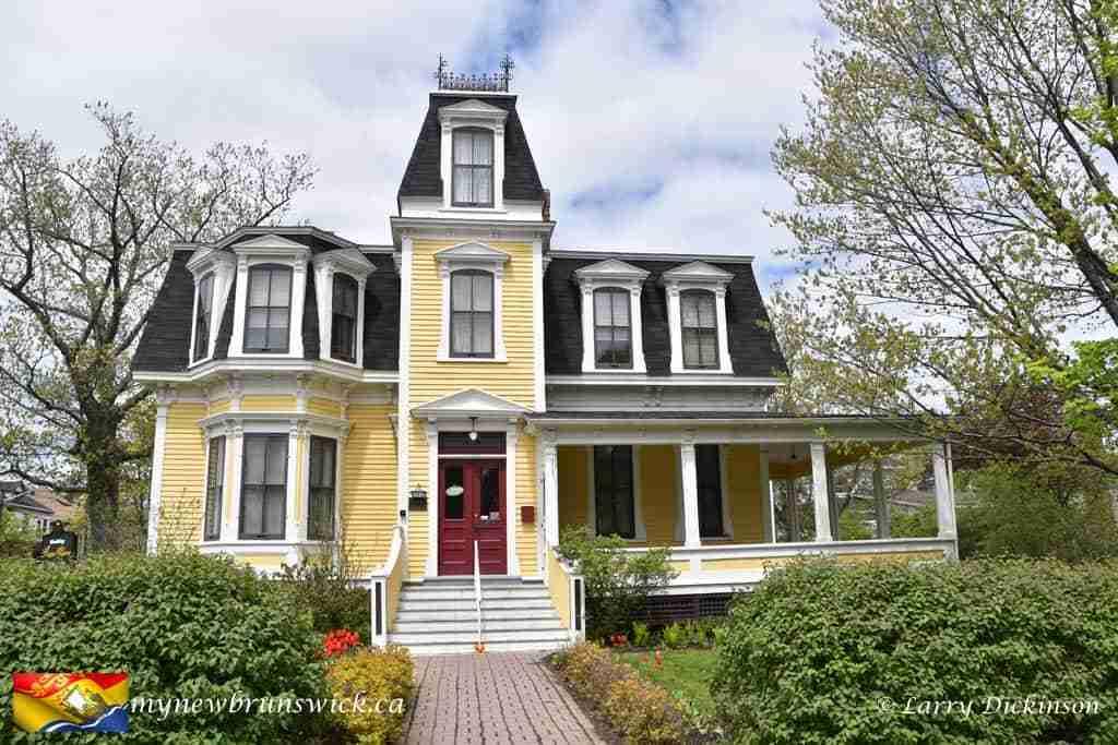 Thomas Williams House – Moncton