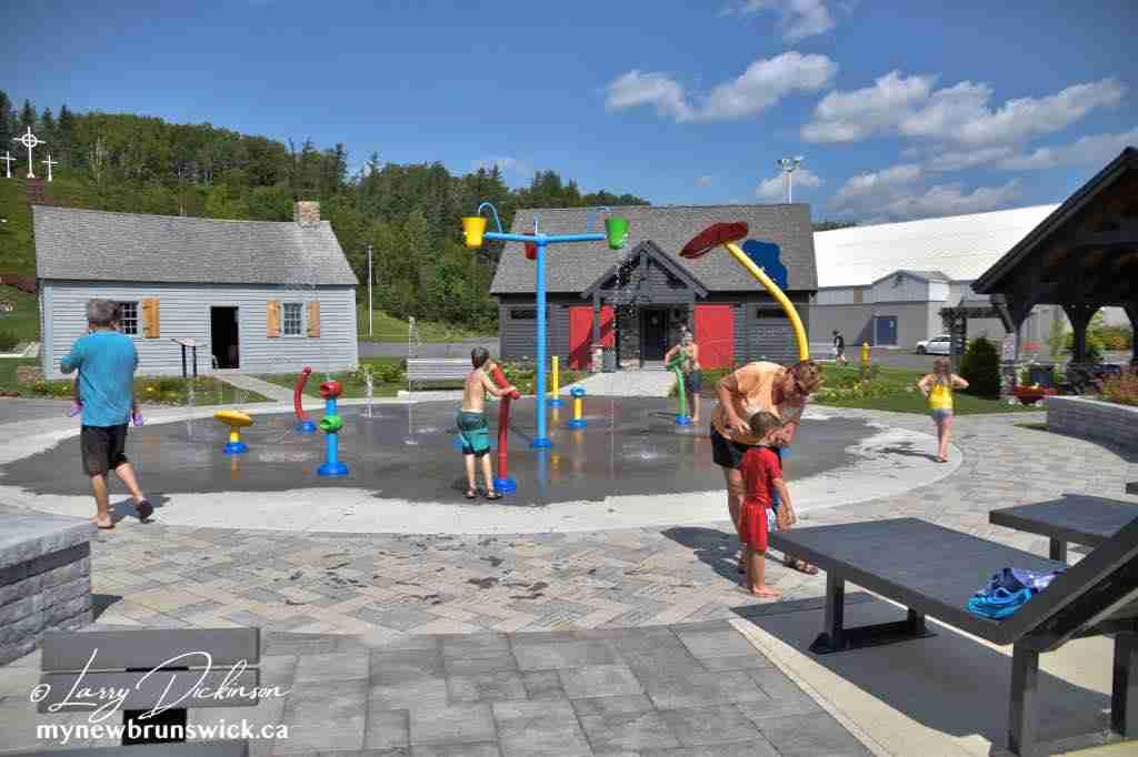 Berceau Park Saint-Basile, NB