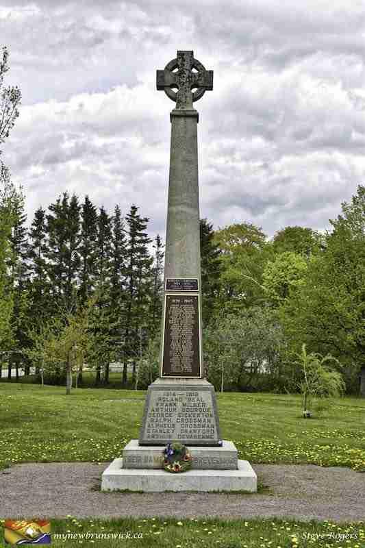 Sackville Memorial Park