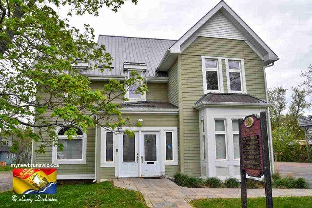 Harvey Atkinson Home – Moncton