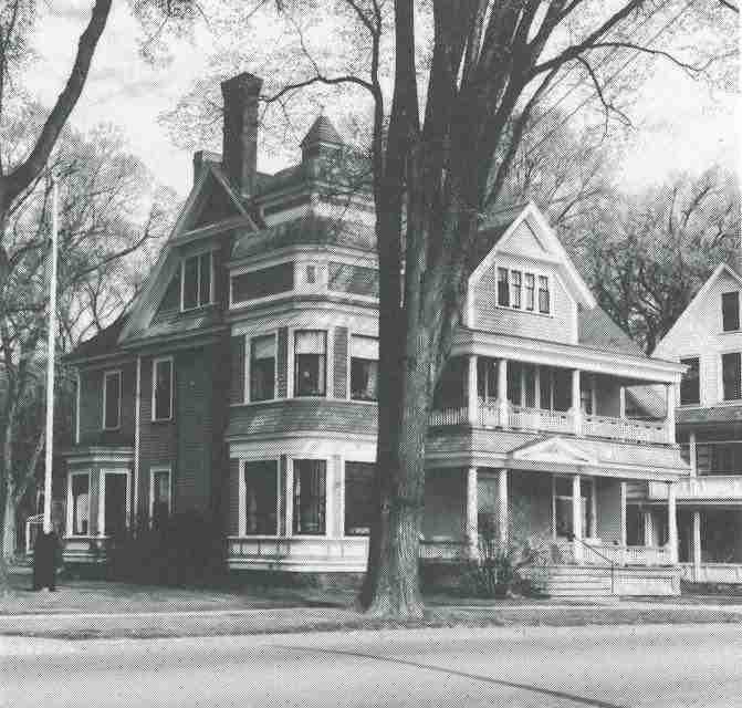 IODE (Clark) House