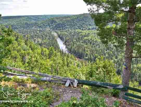 Jacquet River Gorge