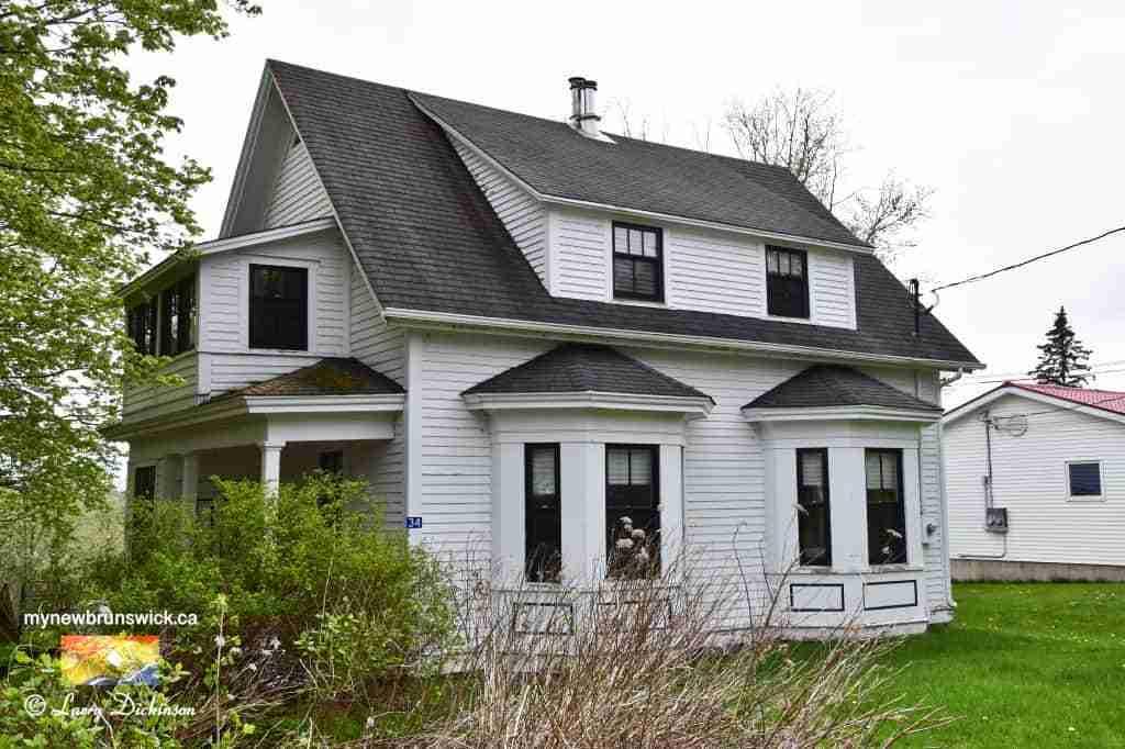 Captain John Purdy House, Sackville, NB