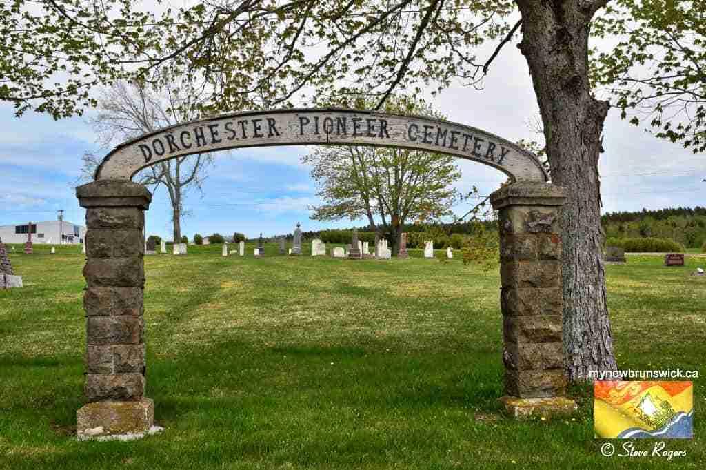 Dorchester Pioneer Cemetery