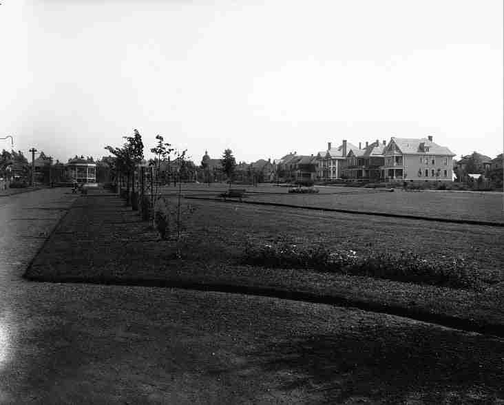 Victoria Park, Moncton, NB c.1916