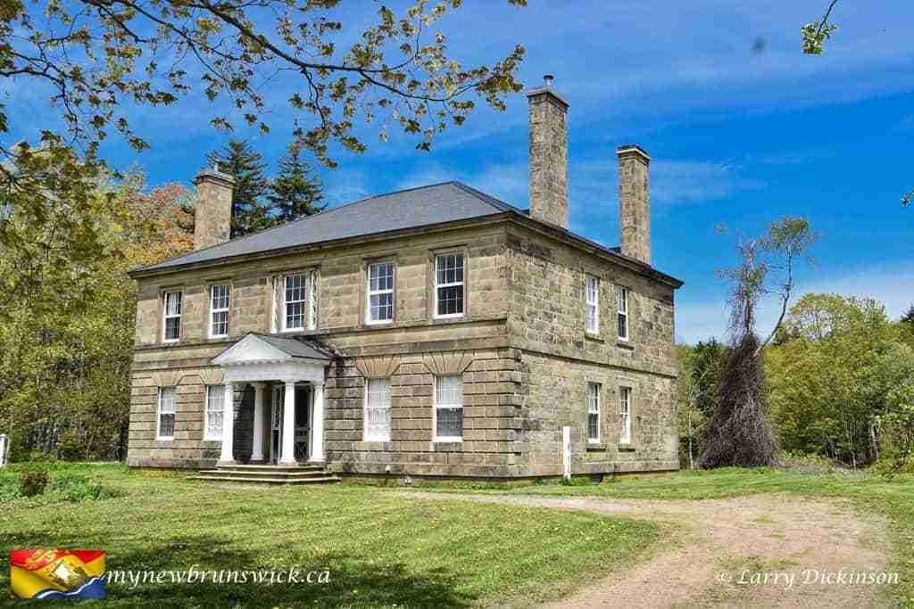 Rocklyn, home of Edward Barron Chandler
