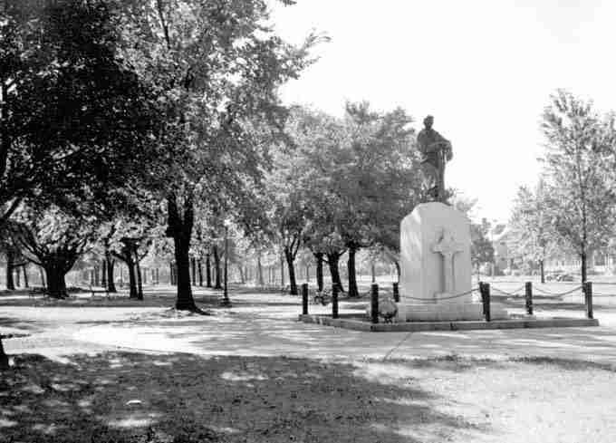 Victoria Park Moncton 1939