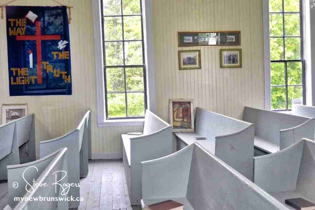 Jacquet River Sunday School Meeting House
