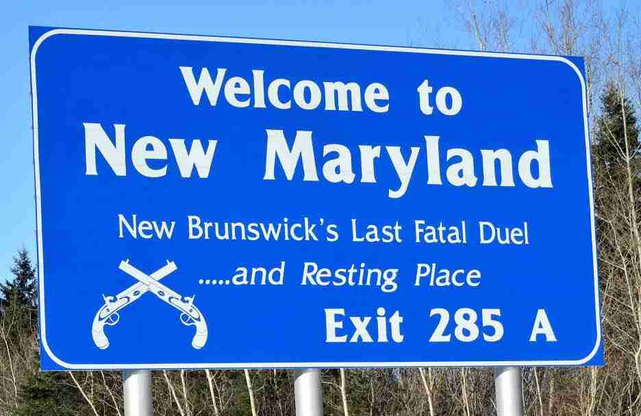 Last Fatal Duel in New Brunswick