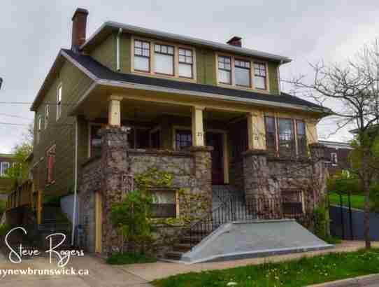 Herman F. Weizel Residence - Saint John