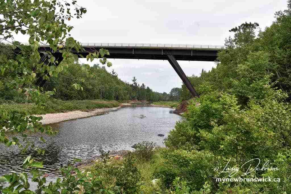 Jacquet River Salmon Barrier