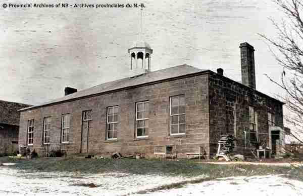 Marine Hospital at Douglastown 1920