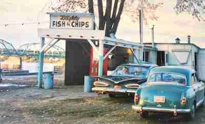 Blighty''s Fish And Chips, Fredericton