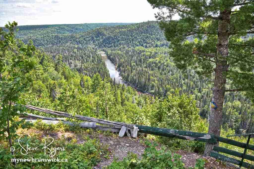 Jaquet River Gorge