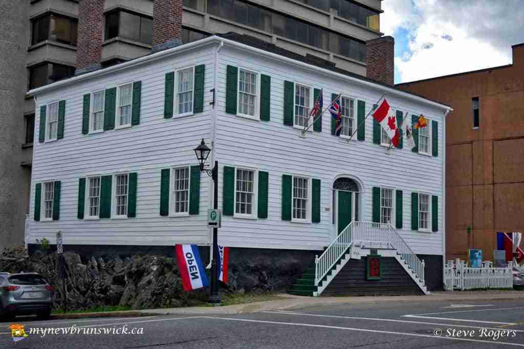 Loyalist House – Saint John