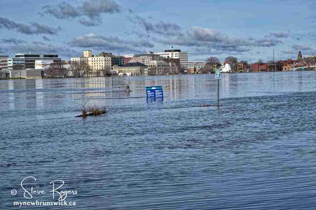 Fredericton Flooding 2018