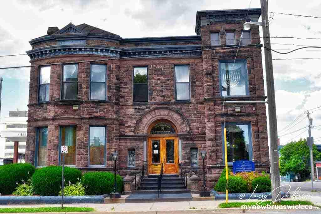 Saint John Jewish Historical Museum