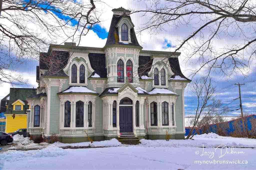 Earle House – Saint John