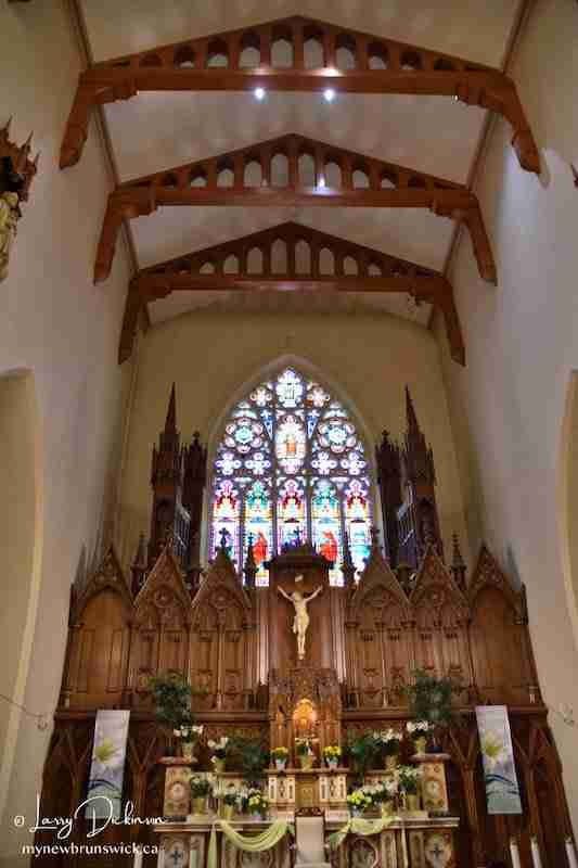 Cathedral of the Immaculate Conception, Saint John, NB