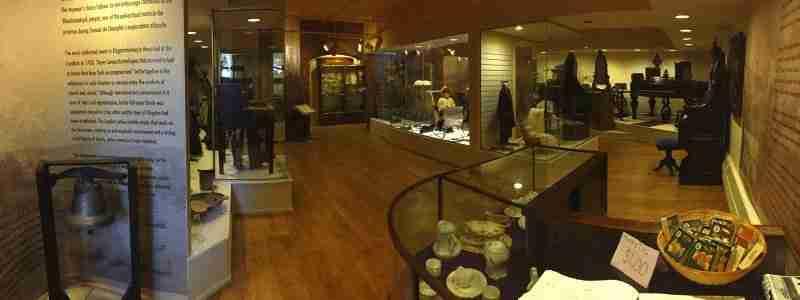 John Fisher Memorial Museum