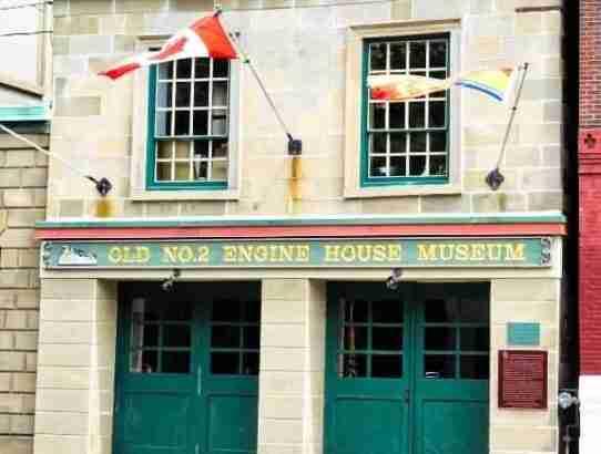 No. 2 Engine House Saint John