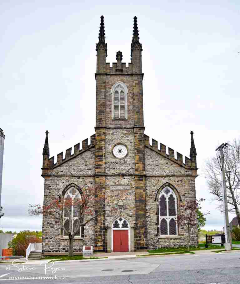 St. John's Stone Church Saint John