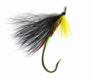 "NB ""Picture Province"" Salmon Fly"