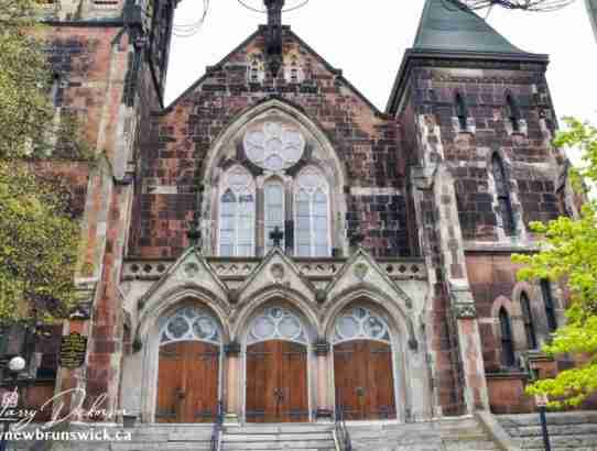 Church of Saint Andrew and Saint David - Saint John