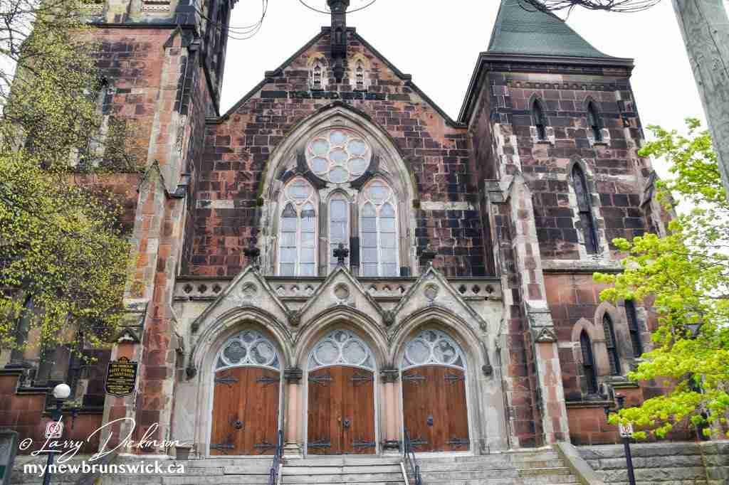 Church of Saint Andrew & Saint David Saint John