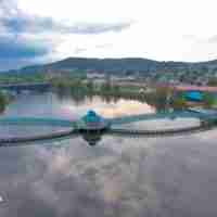 Edmundston Walking Bridge