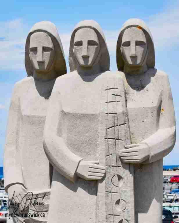 Escuminac Disaster Monument