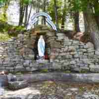Our Lady of Lourdes Grotto - Saint-Louis-de-Kent