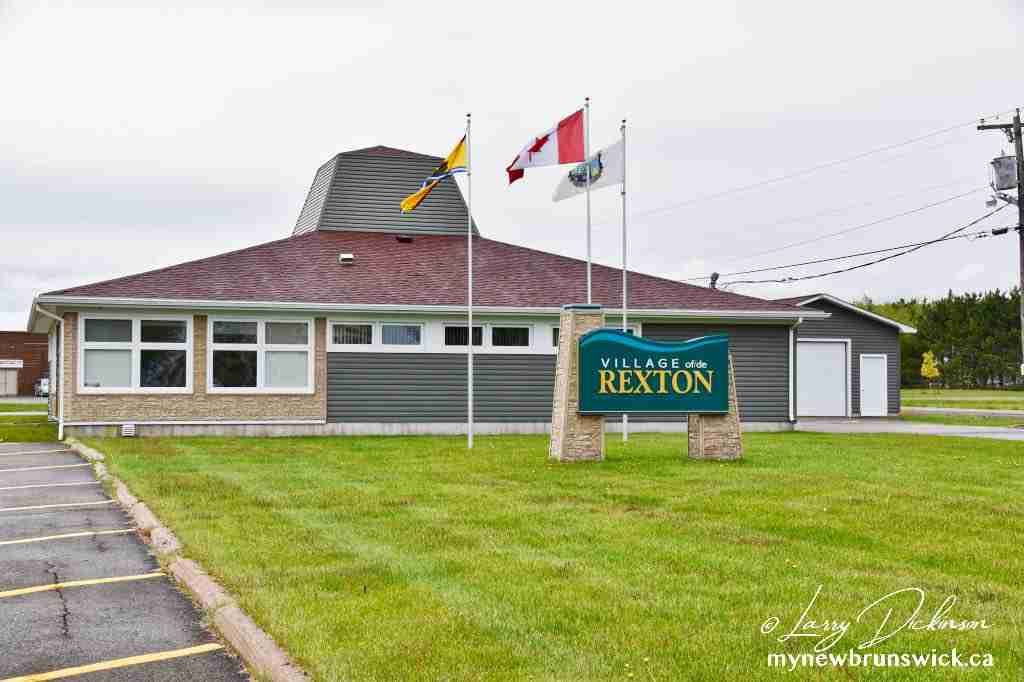 Village of Rexton Municipal office