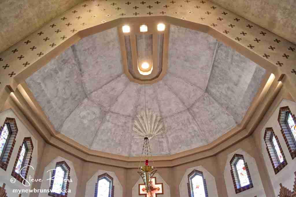 Saint-Jean-Baptiste Church Bouctouche, NB