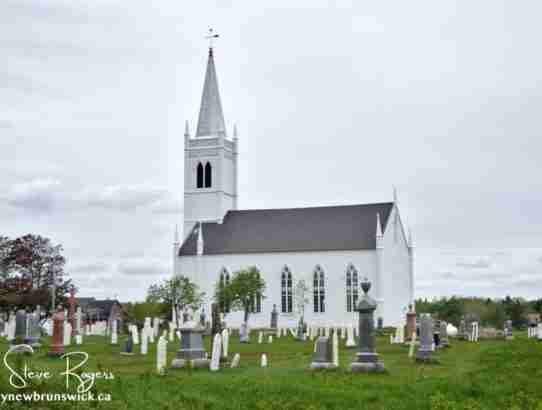 St. Andrew's United Church - Rexton