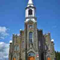 Church of St. Anthony the Hermit Saint-Antoine, NB