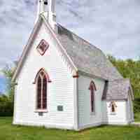 St Lawrence Anglican Church, Bouctouche, NB