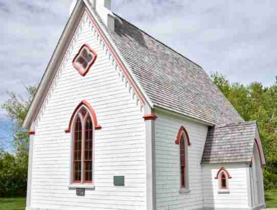 St Lawrence Anglican Church - Bouctouche