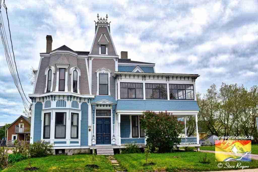 William B. Mackenzie House – Moncton