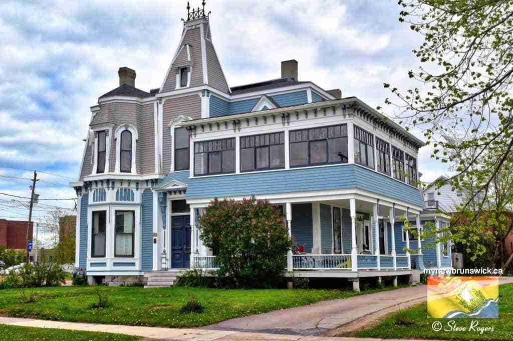 William B. MacKenzie House Moncton