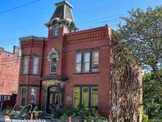 William Vassie Residence - Saint John