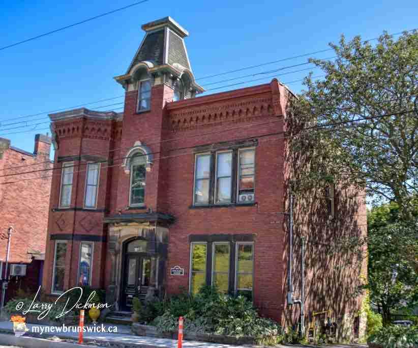 William Vassie Residence – Saint John