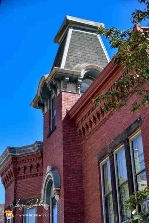 William Vassie Residence Saint John