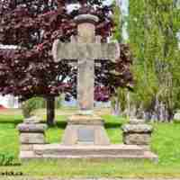 Founding Families Monument Bouctouche NB