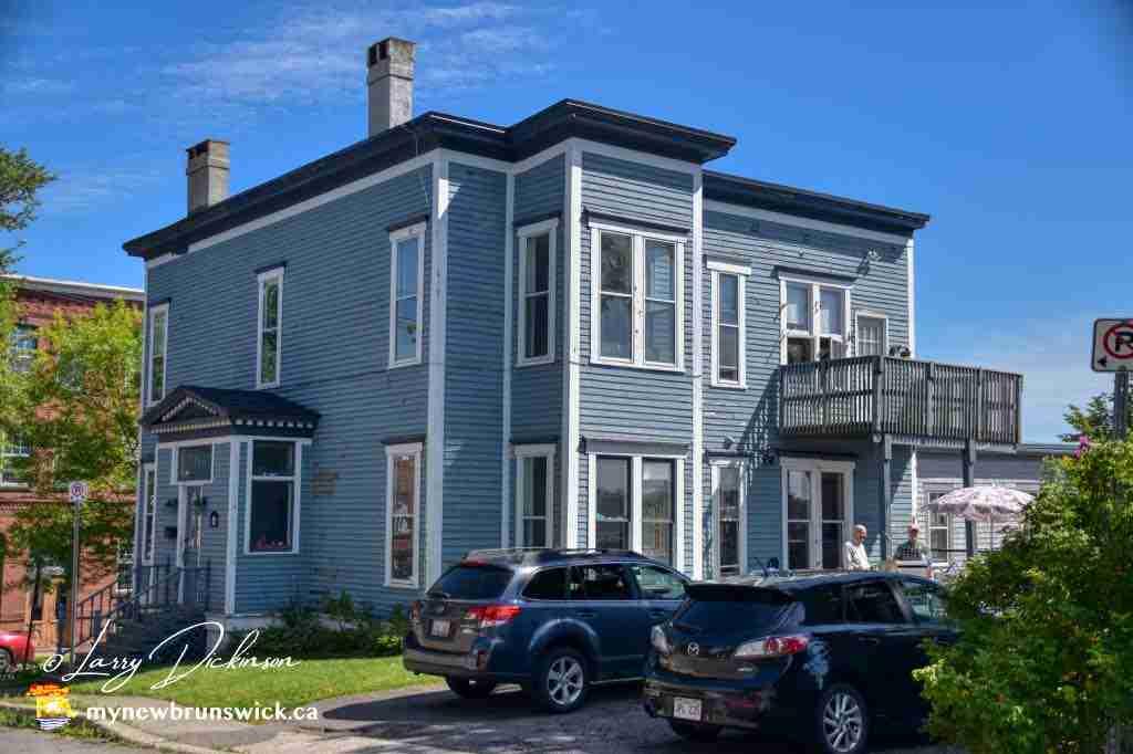 Harold Perley Residence – Saint John