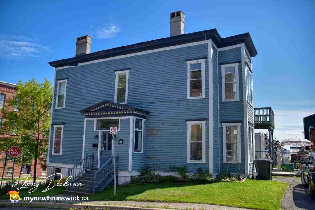 Harold Perley Residence Saint John
