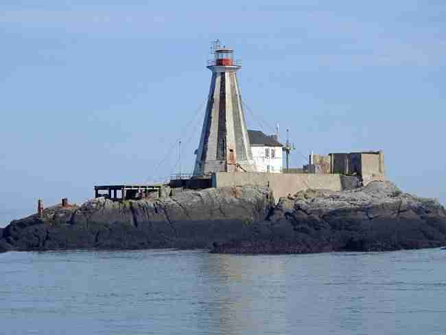 Gannett Rock Lighthouse
